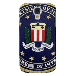 FBI Emblem Galaxy S4 Case