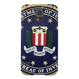 FBI Emblem Galaxy S5 Case