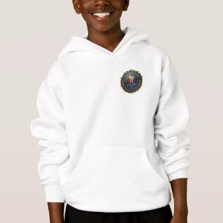 FBI Emblem Hoodie