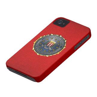 FBI Emblem iPhone 4 Case-Mate Case