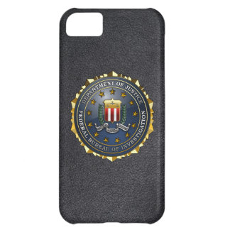 FBI Emblem iPhone 5C Cover