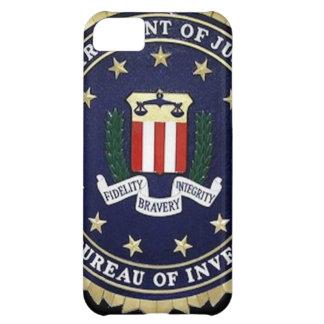 FBI Emblem iPhone 5C Covers