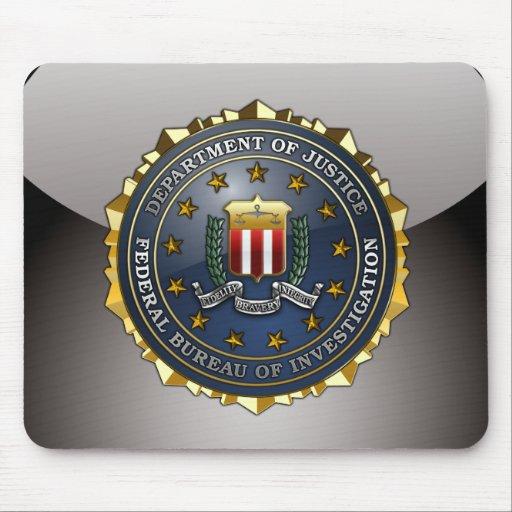 FBI Emblem Mousepads