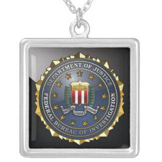 FBI Emblem Necklace