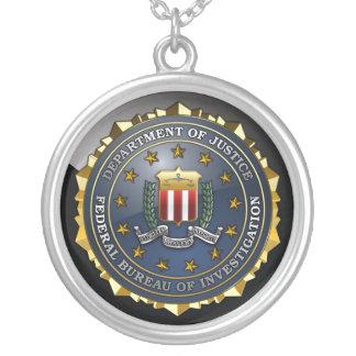 FBI Emblem Pendant
