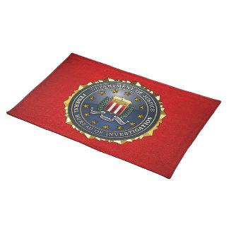 FBI Emblem Placemat