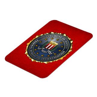 FBI Emblem Vinyl Magnets