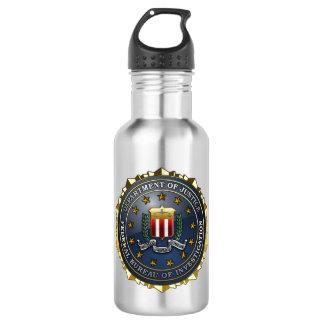 FBI Emblem Water Bottle