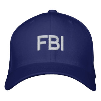 FBI facebook idol Embroidered Baseball Cap