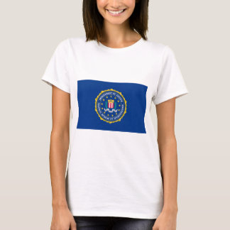FBI Flag T-Shirt