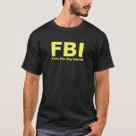 fbi, from, big, island, t-shirt, gift, hawaii