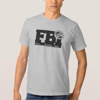 FBI, Full  Blooded   Igbo Tee Shirt
