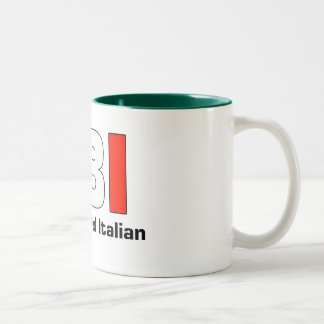 FBI Full Blooded Italian Big Papa Mug