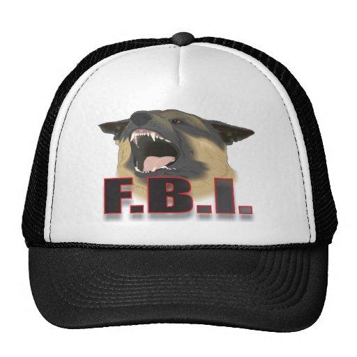 FBI GORRAS DE CAMIONERO