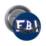 FBI Handcuffs Pins