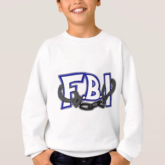 FBI Handcuffs Sweatshirt