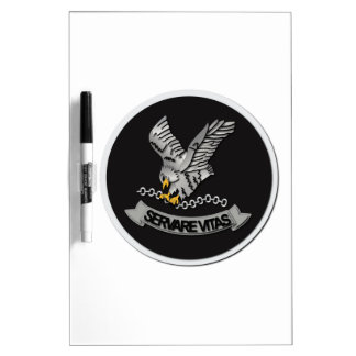 FBI Hostage Rescue Team without Text Dry-Erase Boards