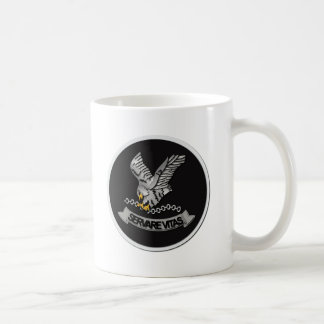 FBI Hostage Rescue Team without Text Classic White Coffee Mug