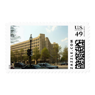 FBI HQ Stamp