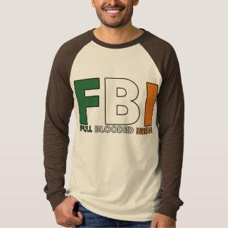 FBI: Irlandés completo de Blooded Camisas