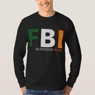 FBI: Irlandés completo de Blooded Poleras