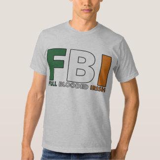 FBI: Irlandés completo de Blooded Remera
