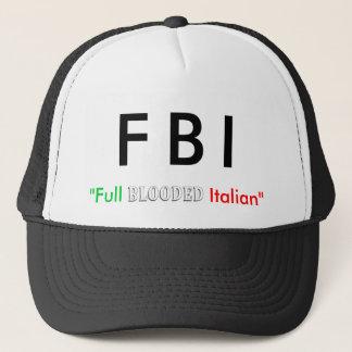 """FBI"" Italian Hat"
