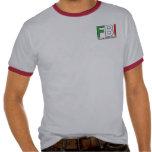 FBI: Italiano completo de Blooded Camisetas