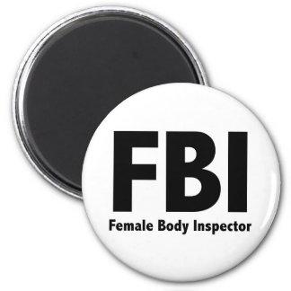 FBI Mr Funny Rude Humor Magnets