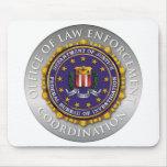 FBI Office of Law Enforcement Mousepads