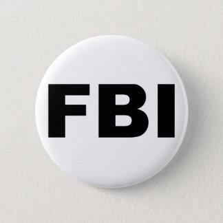 FBI PINBACK BUTTON
