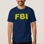 FBI PLAYERAS