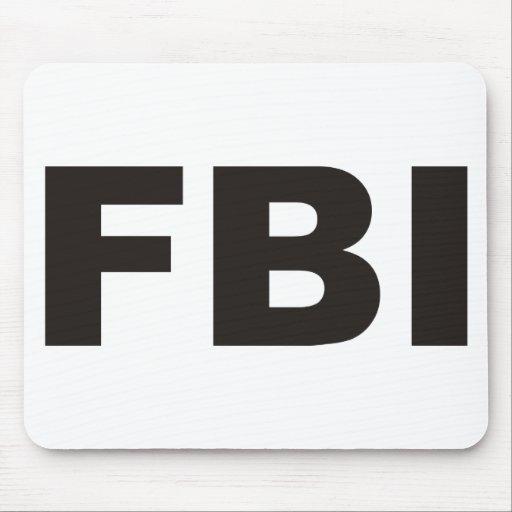 FBI Products & Designs! Mousepad