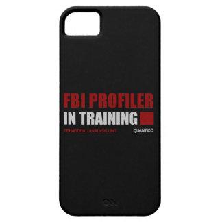 FBI Profiler in Training iPhone SE/5/5s Case