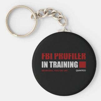 FBI Profiler in Training Keychain