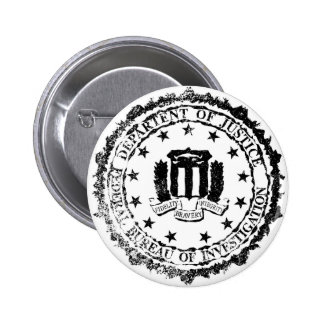FBI Rubber Stamp Button