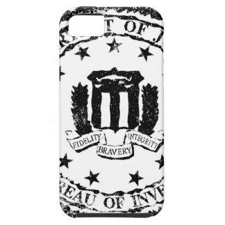 FBI Rubber Stamp iPhone SE/5/5s Case