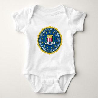 FBI Seal Baby Bodysuit