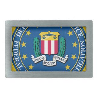 FBI Seal Belt Buckle