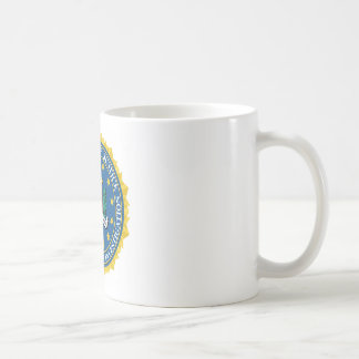 FBI Seal Coffee Mug