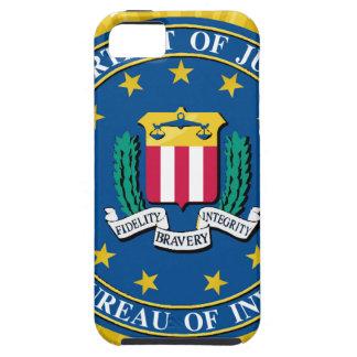 FBI Seal iPhone SE/5/5s Case