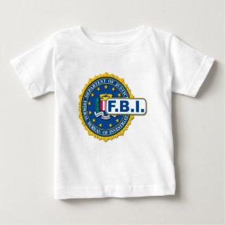 FBI Seal Mockup Baby T-Shirt