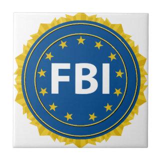 FBI Seal Tile