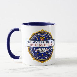 FBI SECRET SOCIETY COVFEFE MUG