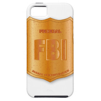 FBI Spoof Shield Badge iPhone SE/5/5s Case