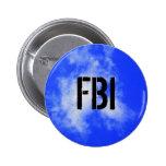 fbi sticker pinback buttons