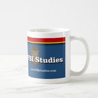 FBI Studies Mug