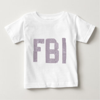 FBI with duct tape Baby T-Shirt