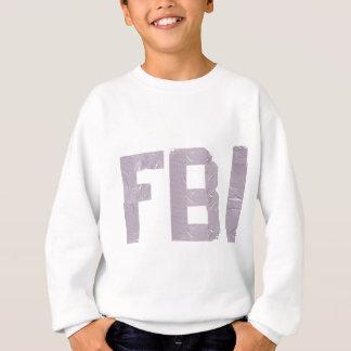 FBI with duct tape Sweatshirt