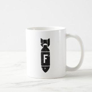 FBOMB TACTICAL GEAR COFFEE MUG